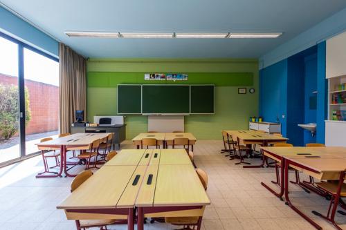 Preview: Gezonde lucht + frisse kleuren = aandachtige leerlingen