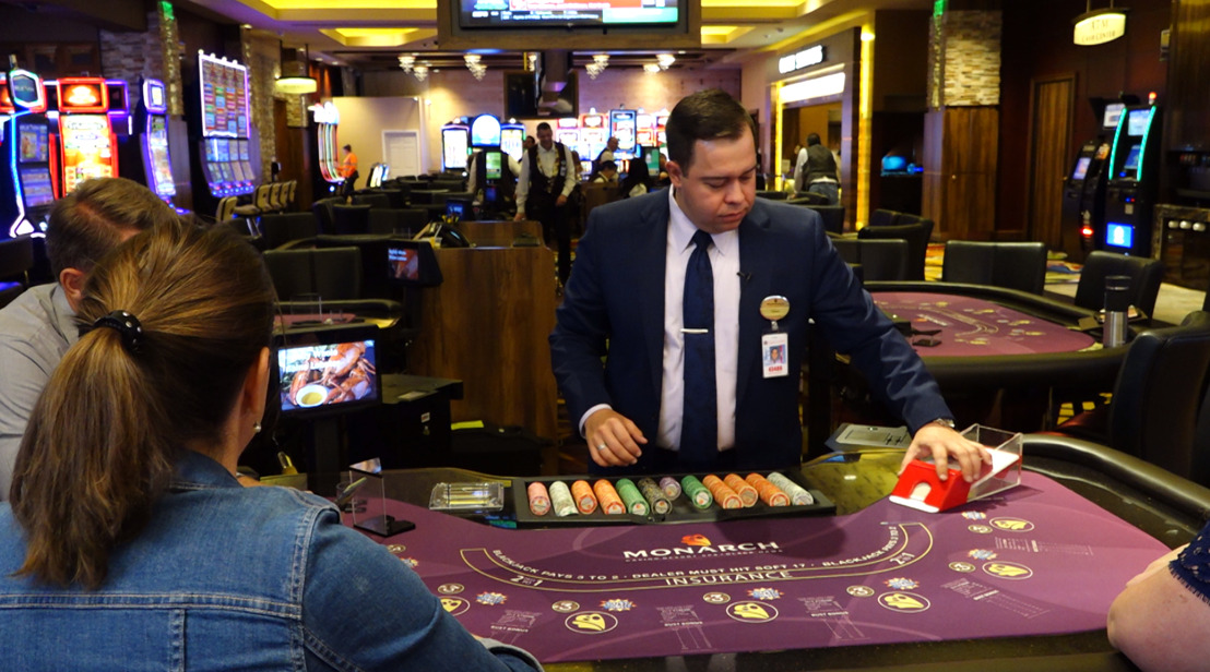 Bet on a cool new career at a Colorado mountain casino
