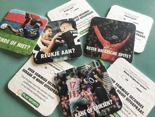 Telenet en TBWA raken in nieuwe campagne nooit uitgepraat over Play Sports