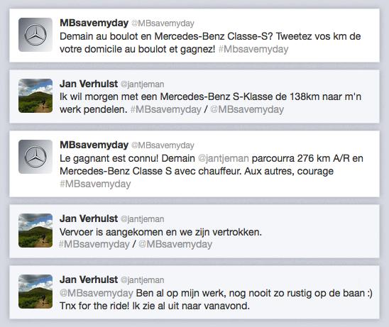 Tweets FR
