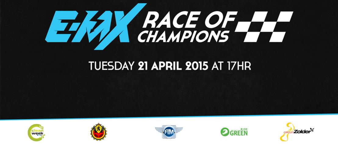 E-MX Race of Champions: totaalspektakel rond elektrocross!!