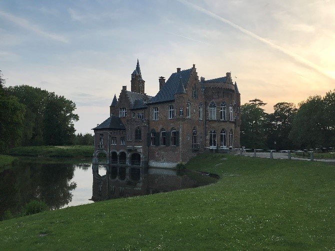 Kruibeke (kasteel Wissekerke)