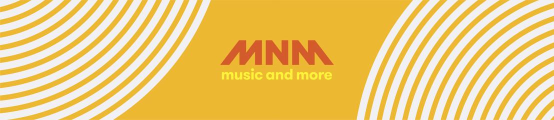 Dina Ayada en Ilias banen zich een weg naar de top in nieuwe MNM-reeks The Rise