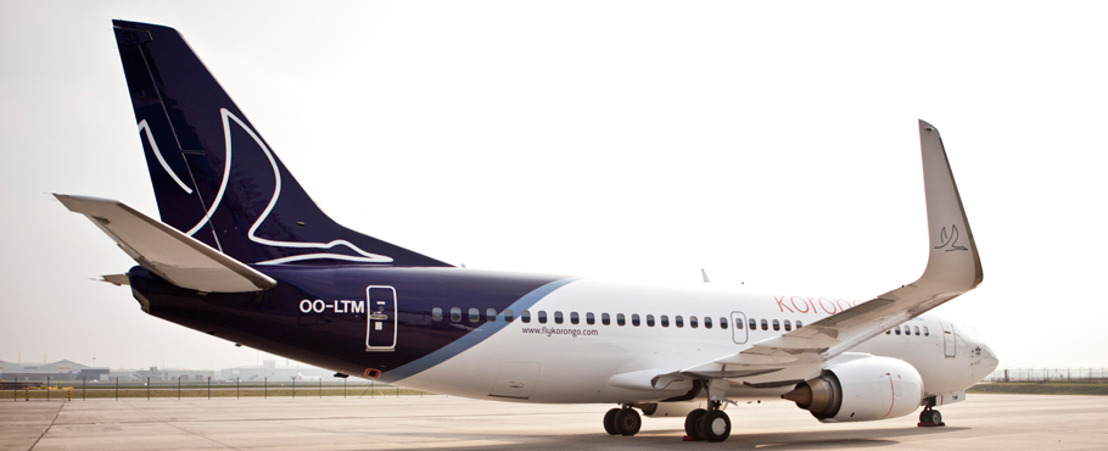 Korongo Airlines ceases its activities
