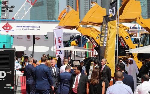 خبراء الصناعة والجهات الحكومية المشاركة في معرضTHE BIG 5 HEAVY يلقون الضوء على سوق البنية التحتية المتنامي في دول الخليج العربية