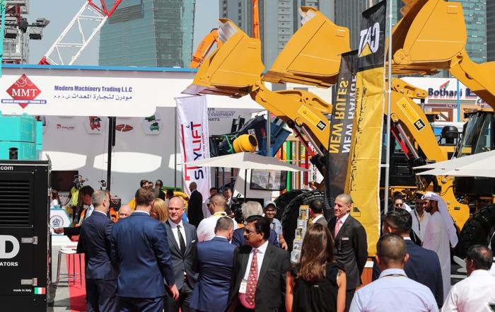 Preview: خبراء الصناعة والجهات الحكومية المشاركة في معرضTHE BIG 5 HEAVY يلقون الضوء على سوق البنية التحتية المتنامي في دول الخليج العربية