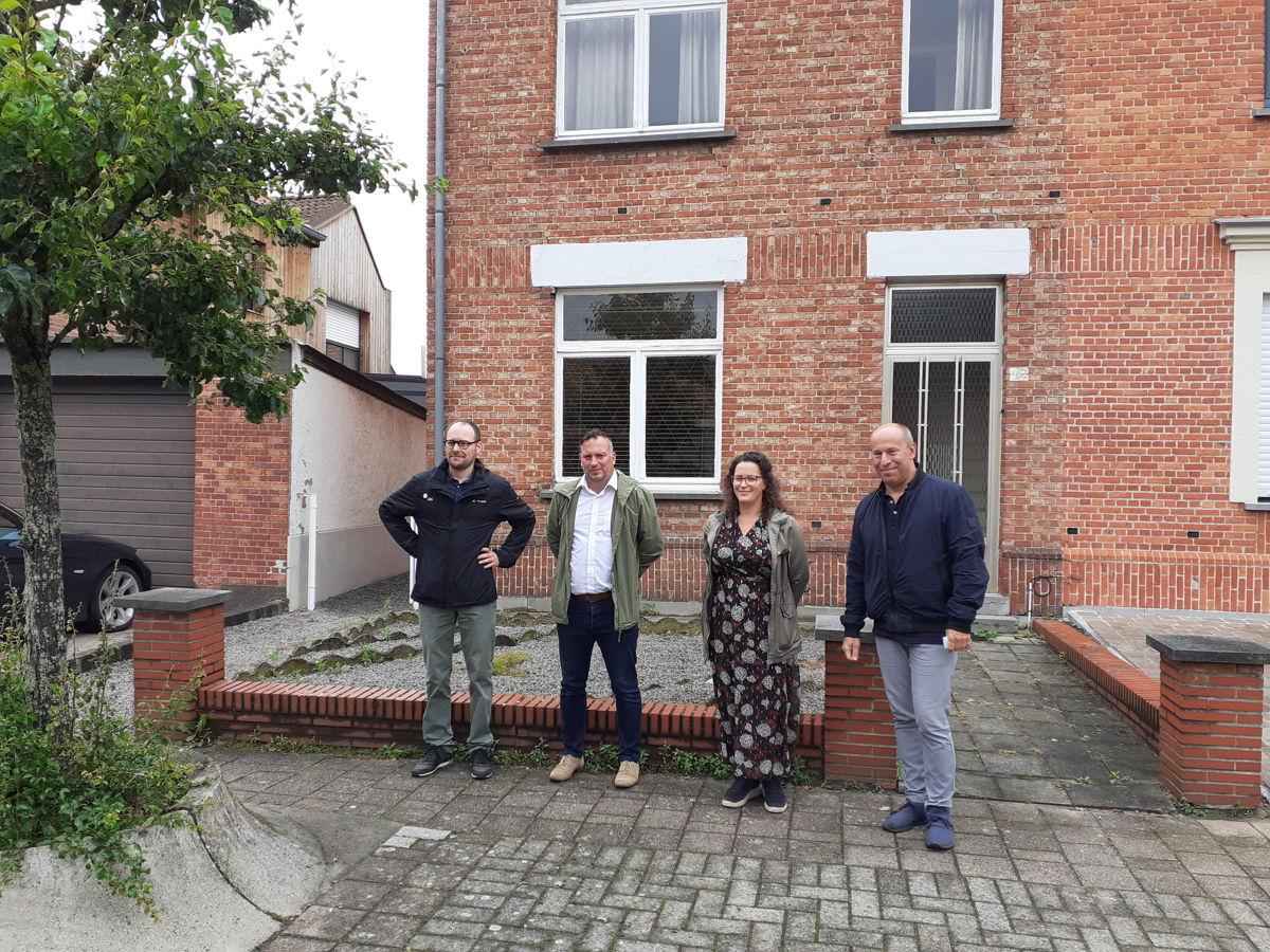 Provincie en stad Aarschot gaan 15 woningen renoveren via een uitgestelde renteloze lening voor de eigenaars