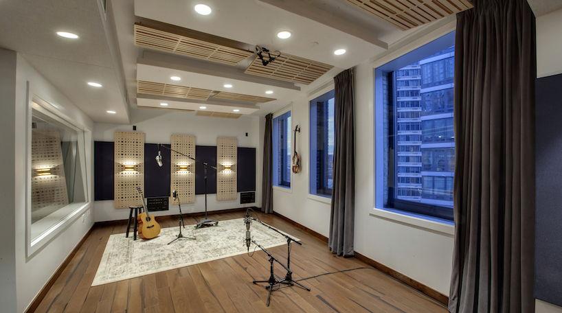 Gimlet NY Studio 8 Live Room