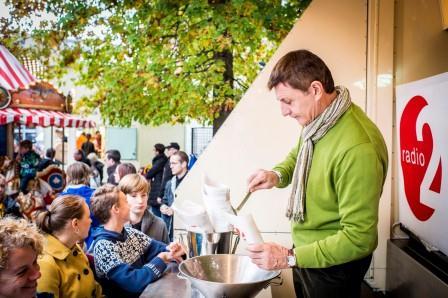 Ook Luc Appermont is erbij in Leuven<br/>(c) VRT