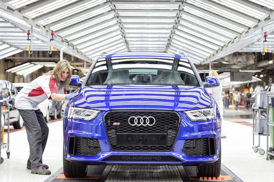 Audi Site Martorell, Spain