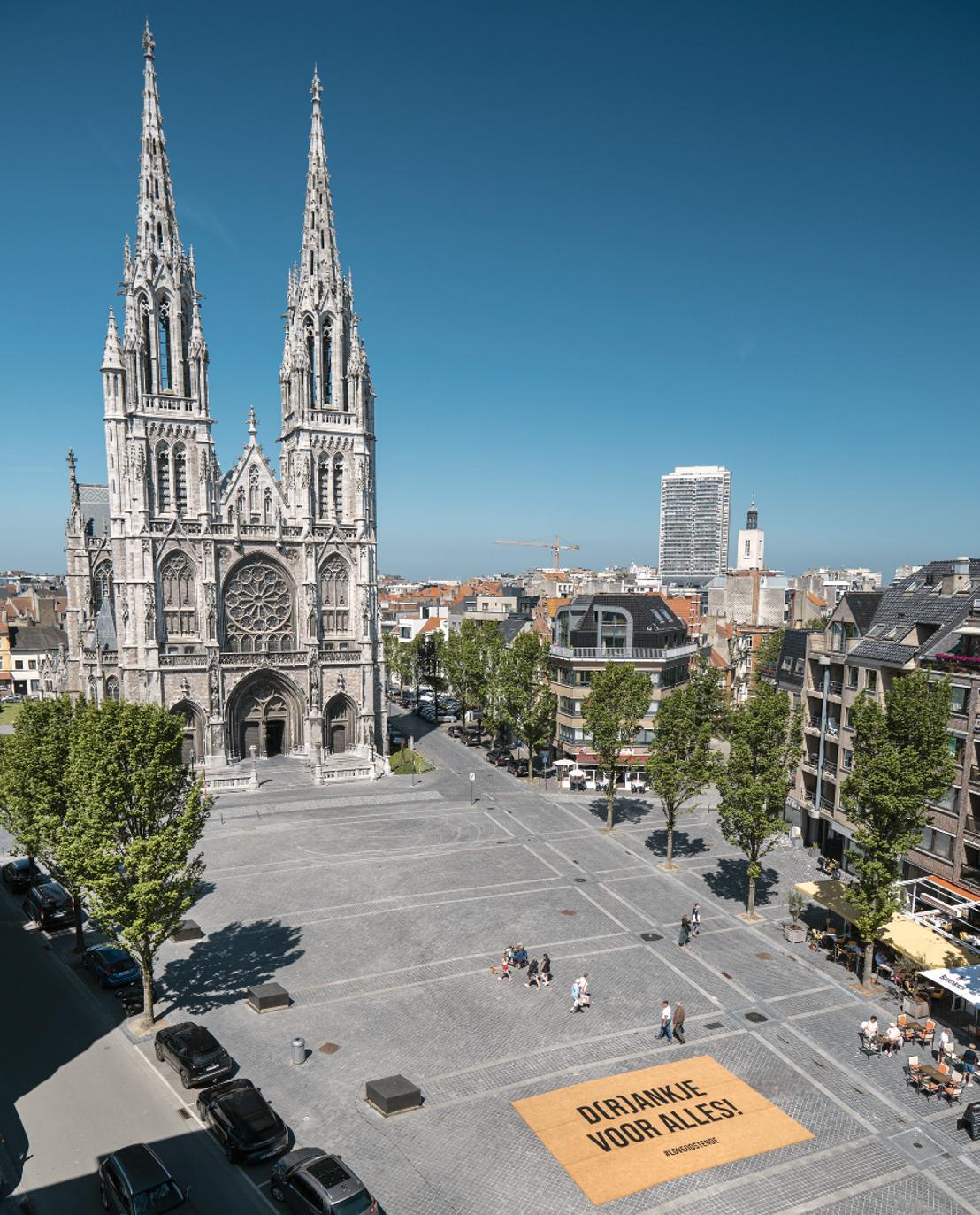 Oostende brengt bijzondere hommage aan de horeca voor heropening en geeft startschot voor The Crystal Ship 2021!
