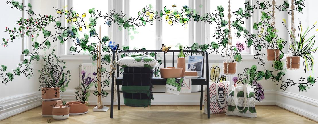 Leef bewuster met de IKEA ANVÄNDBAR collectie
