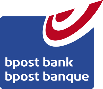 bpost bank - bpost banque press room Logo