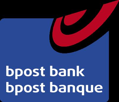 bpost bank - bpost banque espace presse Logo