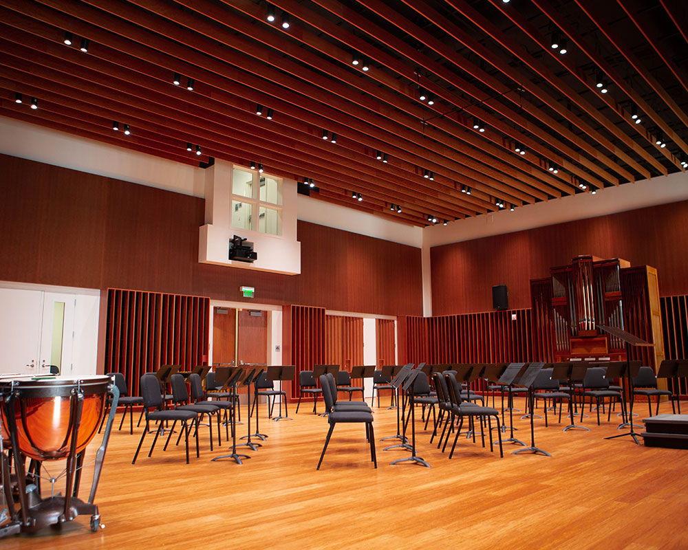 Borland-Manske Orchestra Hall