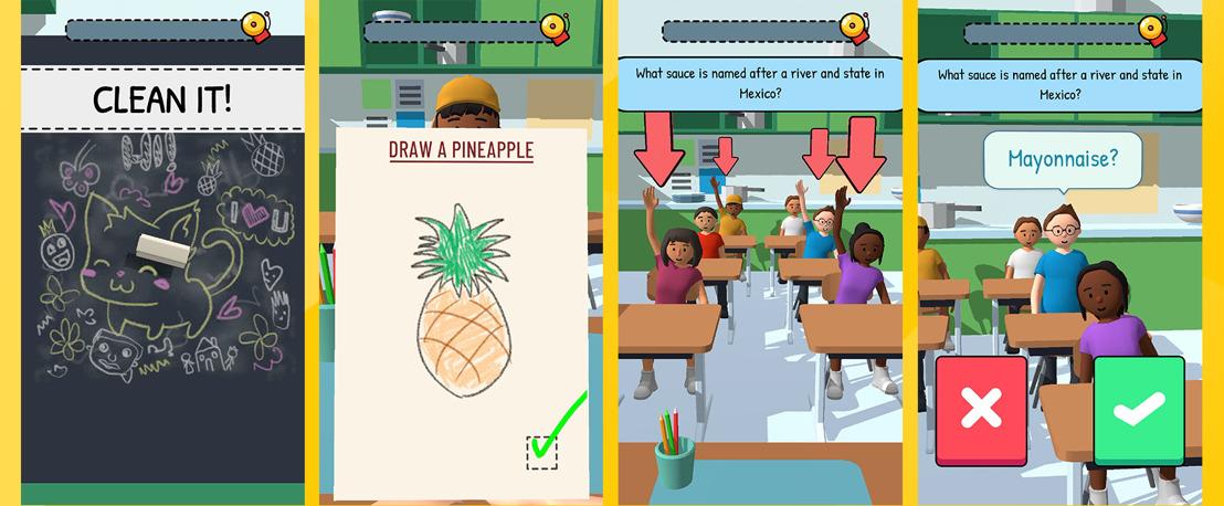 Top Marks for Success: Kwalee's Teacher Simulator has crossed 30 million teachers!
