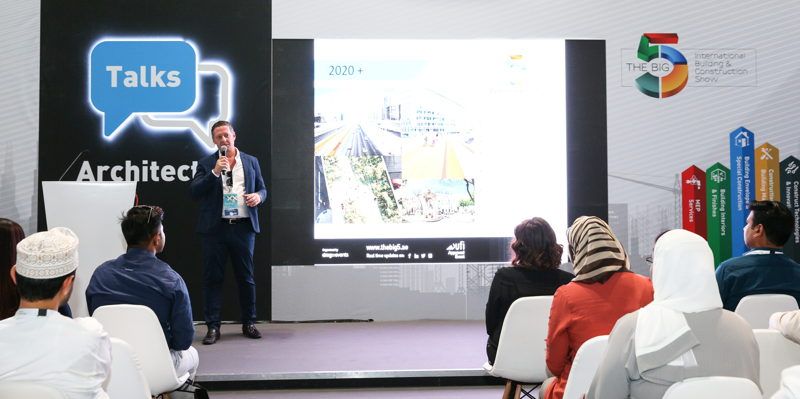 Architecture Talks at The Big 5 2017