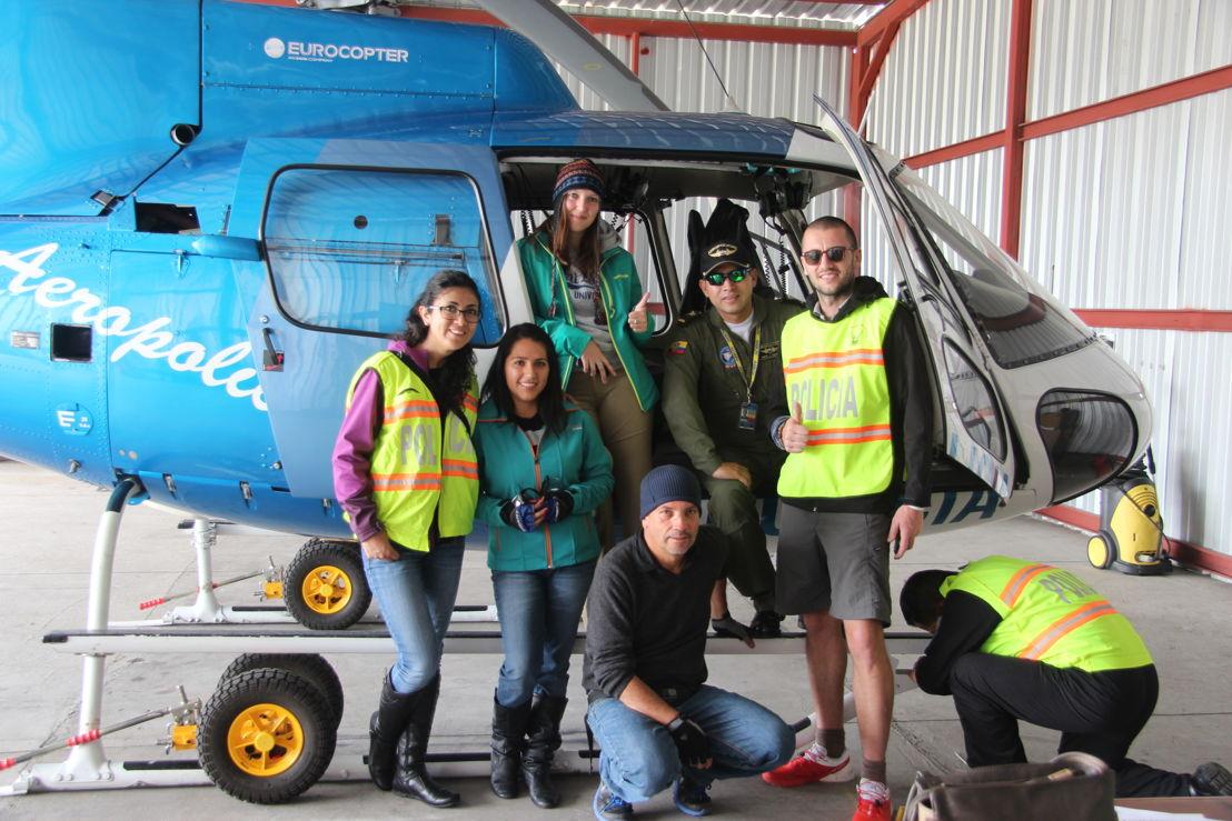 Cuenca - the crew