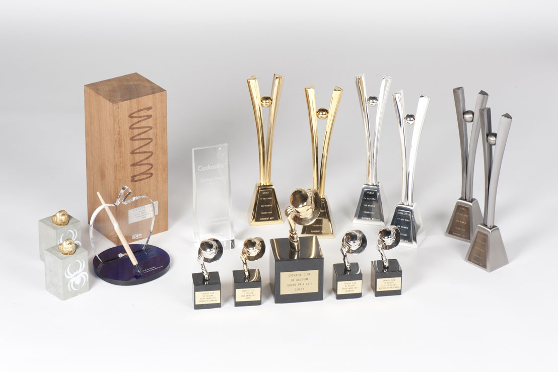 The Collection of Golf Story Awards
