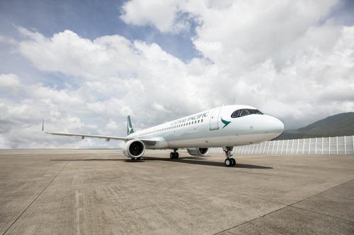 キャセイパシフィック航空 2021年度上半期の決算を発表
