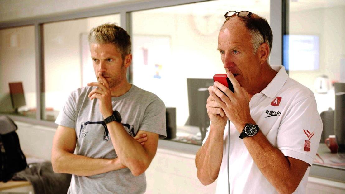 Zwemmen: Maarten en Ronald Gaastra - (c) De Mensen