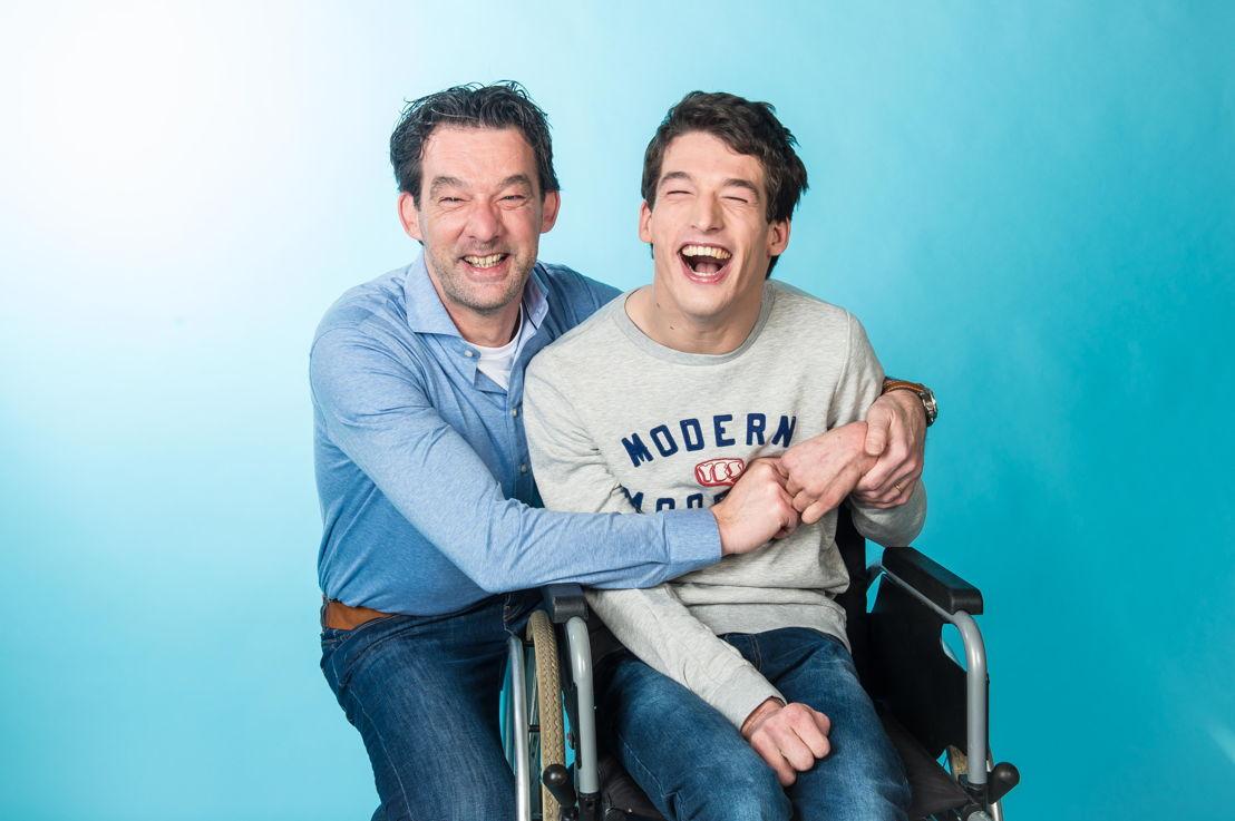 Lieven en Olivier - Vandaag over een jaar (c) VRT/Joost Joossen