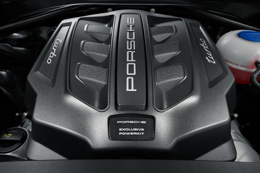 Macan Turbo met Performance-pakket bekroont de modelreeks