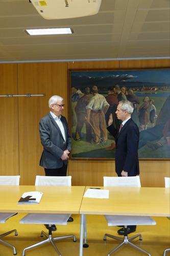 Burgemeesters van Kraainem en Bever leggen eed af