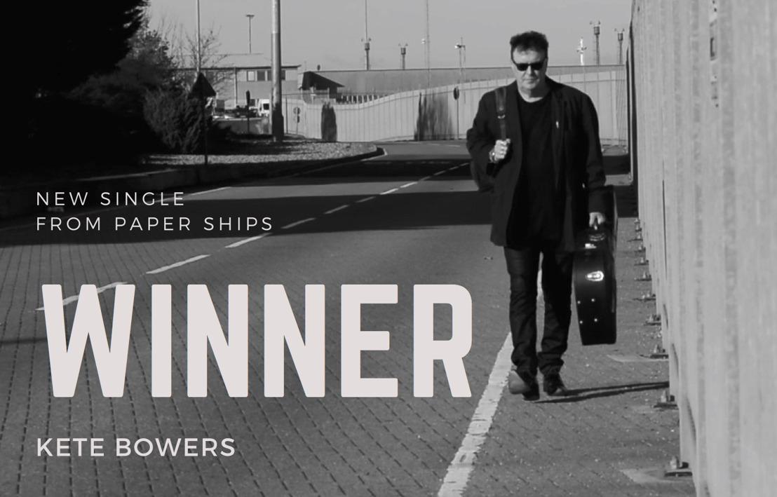 KETE BOWERS' 'Winner' single