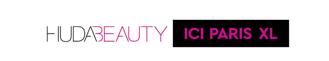 Huda Beauty exclusief verkrijgbaar bij ICI PARIS XL vanaf 13 oktober