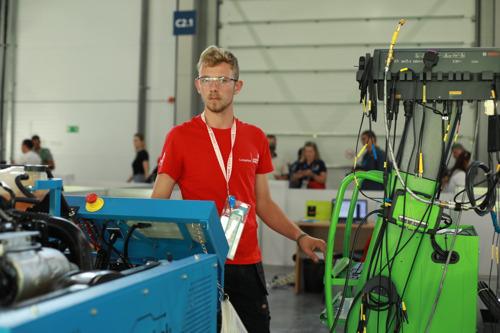 Salon de l'Auto : WorldSkills Belgium met les talents en avant