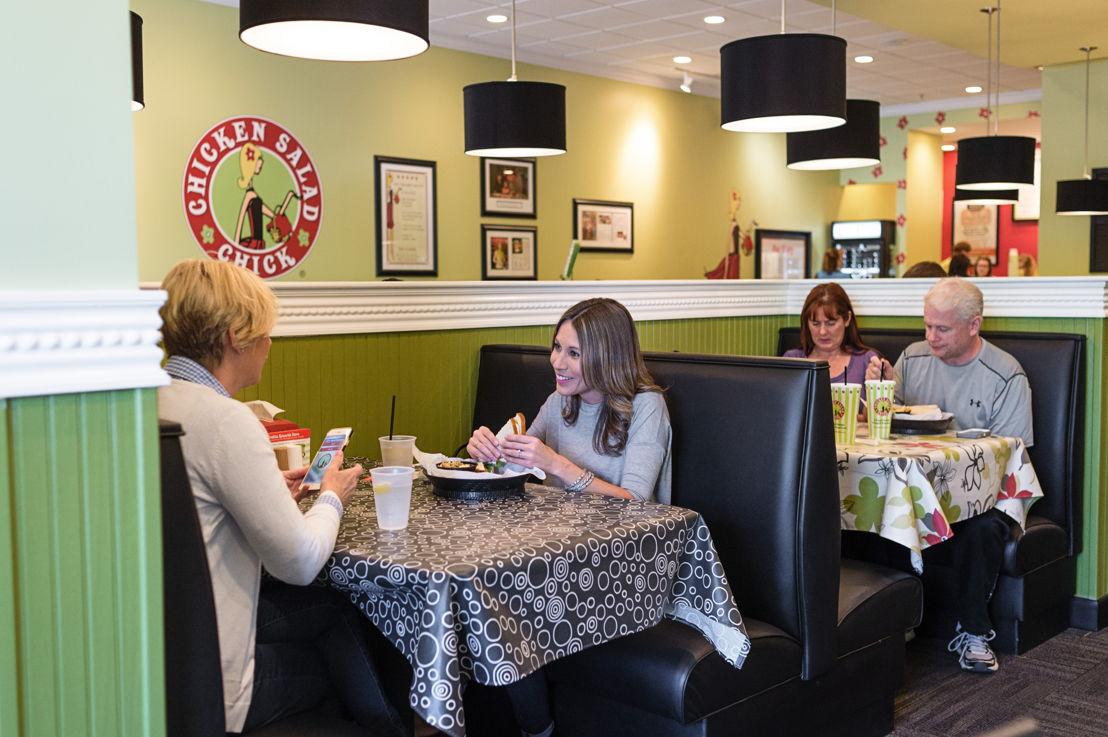 Interior Store (photo credit Chicken Salad Chick)