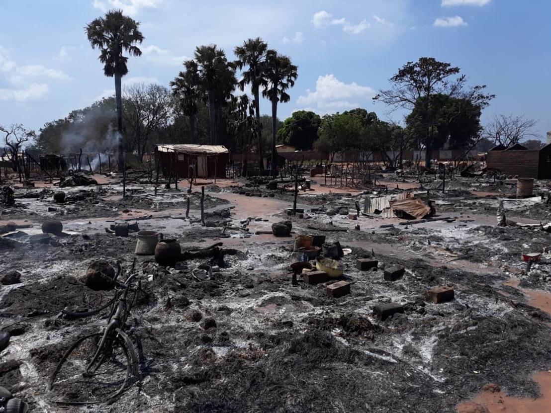 MSF denuncia la falta de protección que sufre la población civil en la República Centroafricana
