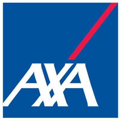 AXA Banque espace presse Logo
