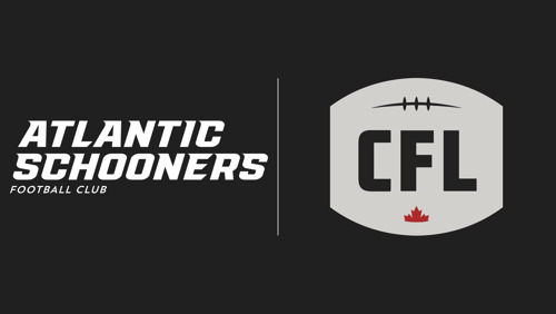 Schooners Sports and Entertainment and Canadian Football League announcement