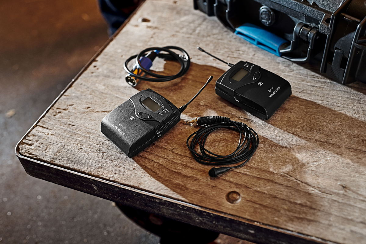 The evolution wireless camera sets are a firm favorite with mobile journalists
