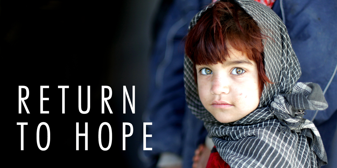 """Boondoggle et l'OTAN présentent """"Return to Hope"""", l'histoire numérique de l'Afghanistan."""