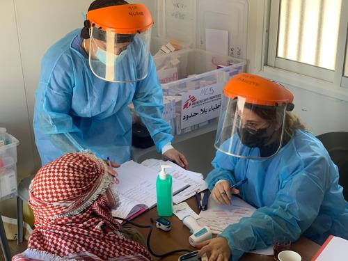 Palestijnse gebieden: vaccinatie dringend nodig nu COVID-19 ziekenhuizen op Westelijke Jordaanoever overweldigt