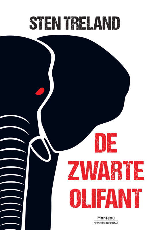 Cover 'De zwarte olifant'