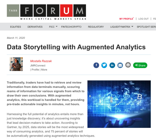 Preview: Data Storytelling with Augmented Analytics