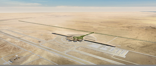The Red Sea International Airport Takes Off with a Contract Award to Nesma & Partners and Almabani