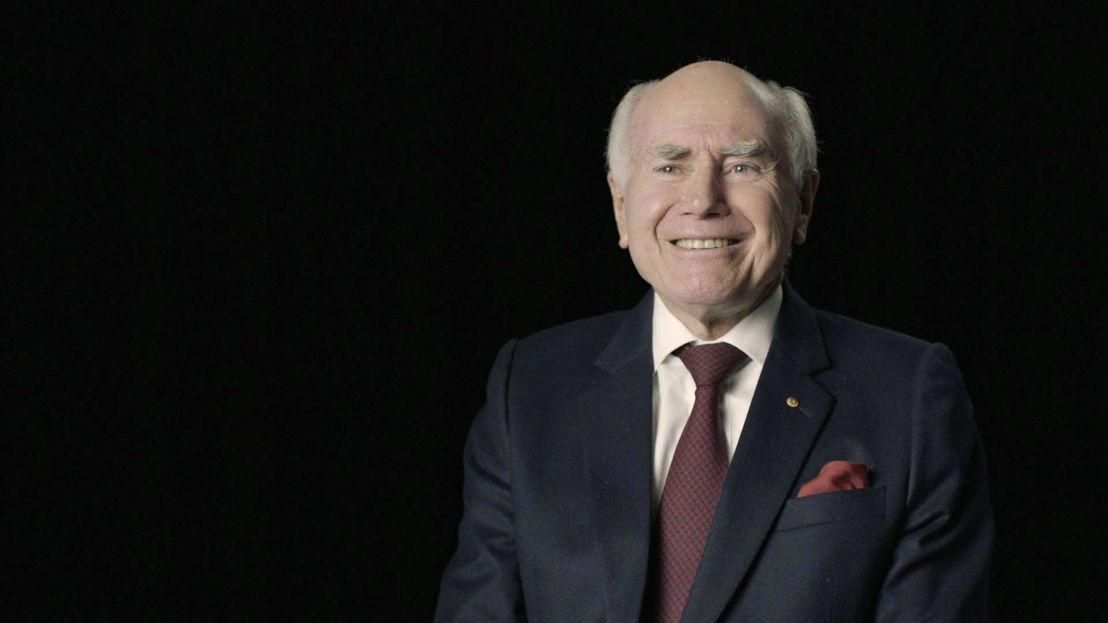 Former Australian Prime Minister John Howard