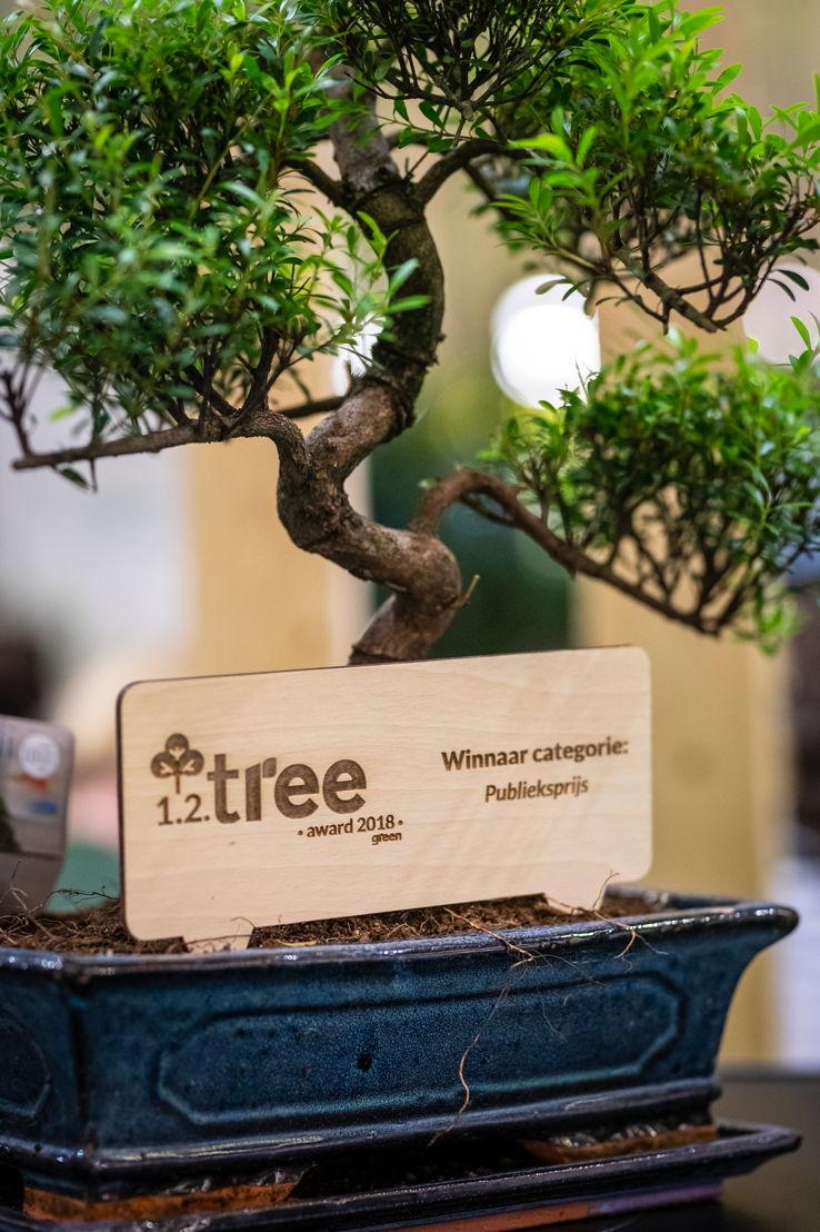 1.2.Tree Award © Green