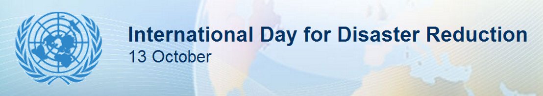Image result for international day for disaster reduction