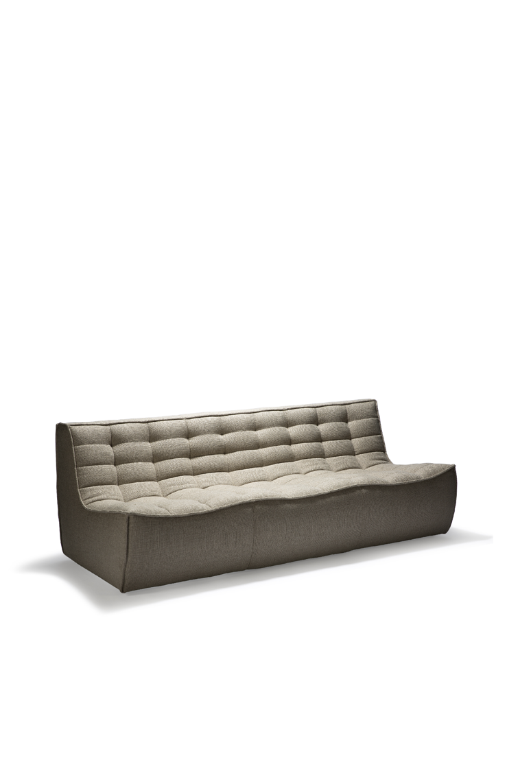 Ethnicraft N701 sofa 3 seater
