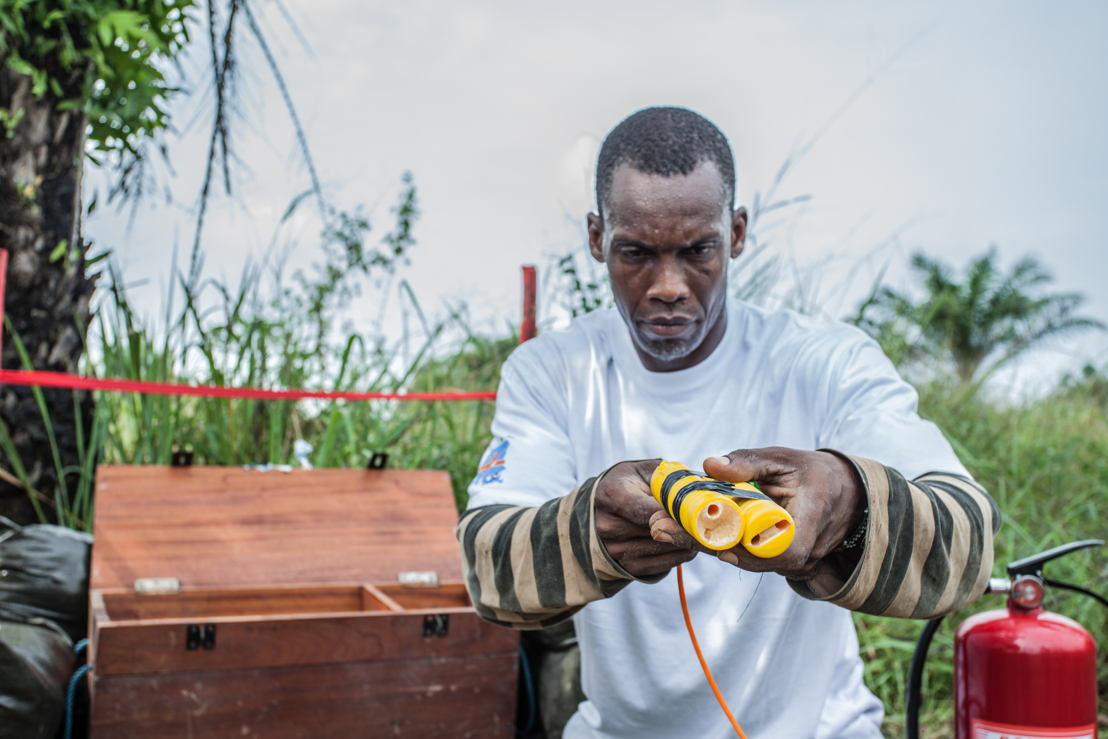 DR Congo, Kisangani © Kelvin Batumike / Handicap International