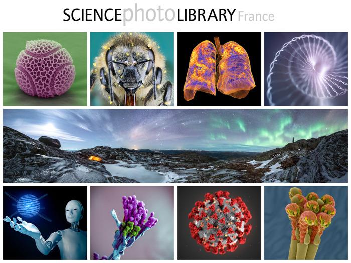 Retrouvez Science Photo Library sur PixPalace