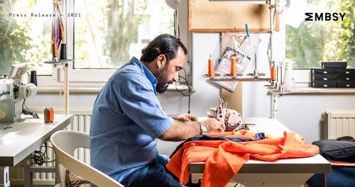 JBC geeft befaamde 'Simp' truien een nieuw leven met circulaire partner CiLAB
