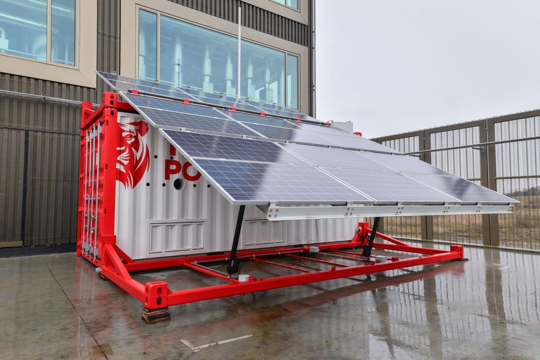 Power camp® avec Sunfold® et Storager®