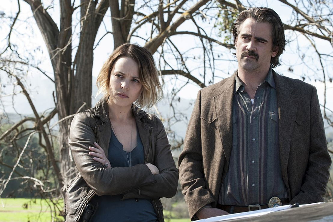 Ani Bezzerides (Rachel McAdams) - Ray Velcoro (Colin Farrell) - (c) HBO